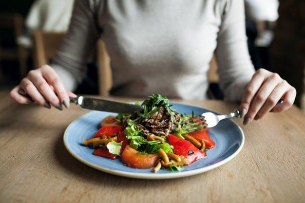 Você é o que você come: o impacto da alimentação na sua vida
